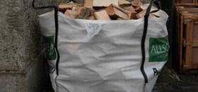 Large bag of logs delivered, RTS Logs Bournemouth and Poole, Dorset