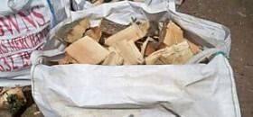 One Tonne Sack of Logs, RTS Logs Dorset