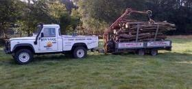 RTS Logs vehicle, Logs, Coal and Kindling for sale, Dorset