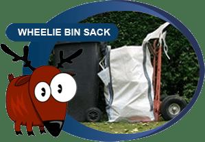 wheelie bin sack