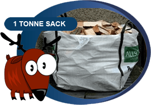 bag of wood